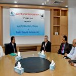 Agreement signing Ceremony between Apollo Hospital & Sentry Security Services Ltd.3
