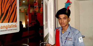 Security Guarding Services at Banglalink, Sentry Security Services Ltd.1