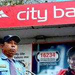 Security Guarding Services at City Bank, Sentry Security Services Ltd.