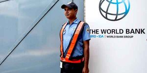Security Guarding Services at the world bank,Sentry Security Services Ltd.