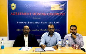 Agreement Signing ceremony between SSSL & DHL (3)